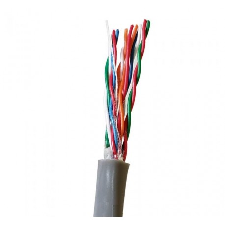 CABLE TELEFONICO 6 PARES CAT2 MTS SIGMA