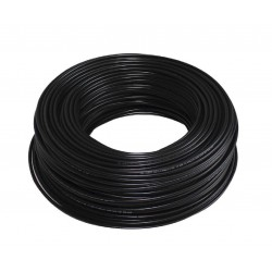 CABLE THW 6 AWG 90 600 NEGRO ROLLO SIGMA