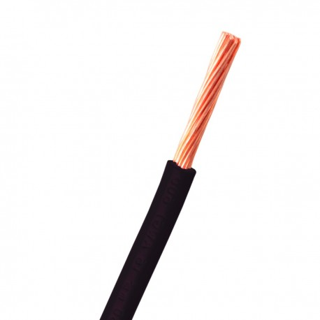 CABLE THW 4 AWG 90 NEGRO MTS SIGMA